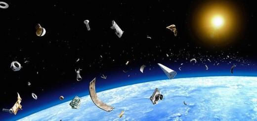 космический мусор вокруг земли2