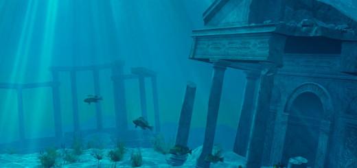 Найдены руины Атлантды около Рио де жанеиро