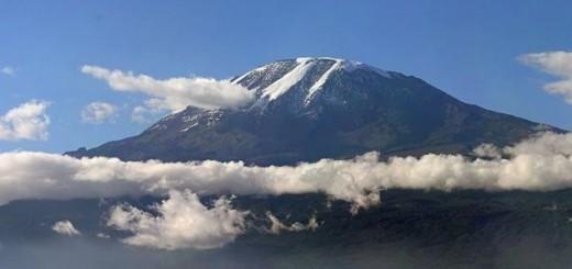 86-летняя женщина покорила Килиманджаро